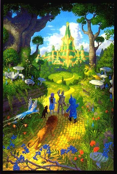 narrative elements wizard of oz For example, in the wizard of oz, the story centers upon dorothy's trip to the emerald city in order to meet the wizard who may help her get back home given that the wizard of oz is a narrative film, every scene and song relates to the central plot and doesn't diverge by introducing sub-plots or characters with their own storylines.