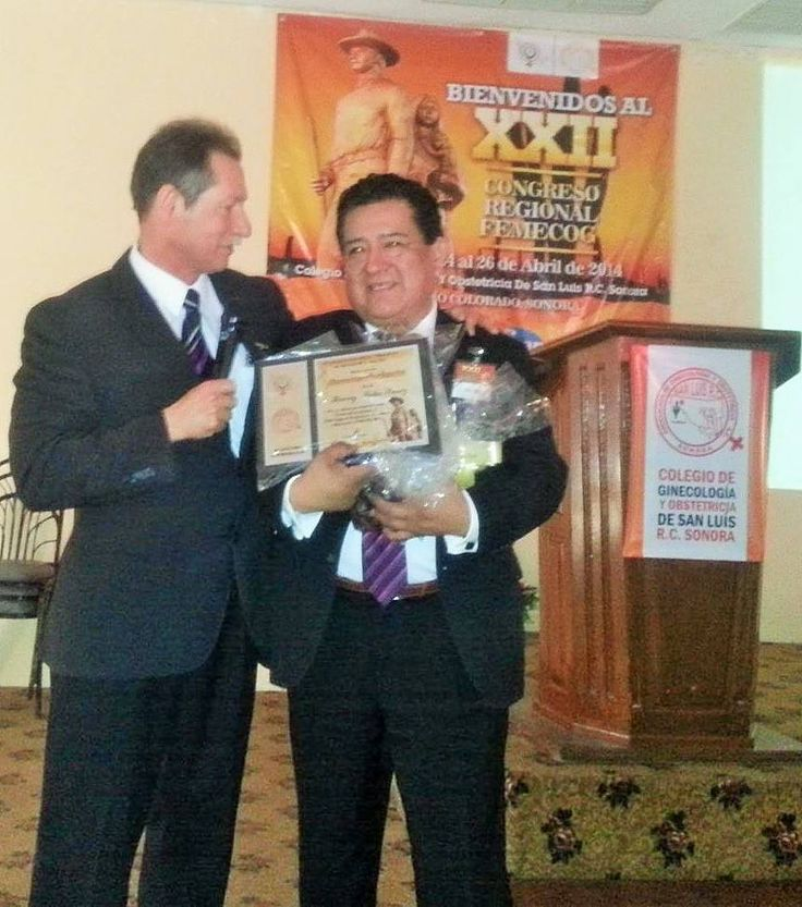 Super premiado. Gracias Dr. Rafael Ceballos SLRC