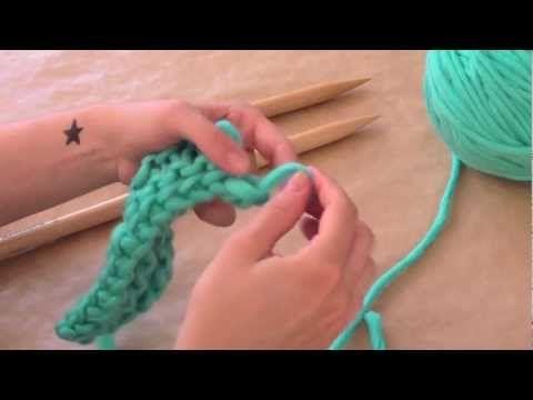 Muy buenos tutoriales basicos-Tejer lana ¿Cómo cerrar los puntos de lana? - WE ARE KNITTERS, UE, 2013