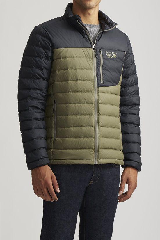 Dynotherm Down Jacket - Mountain Hardwear - Jackets & Outerwear : JackThreads