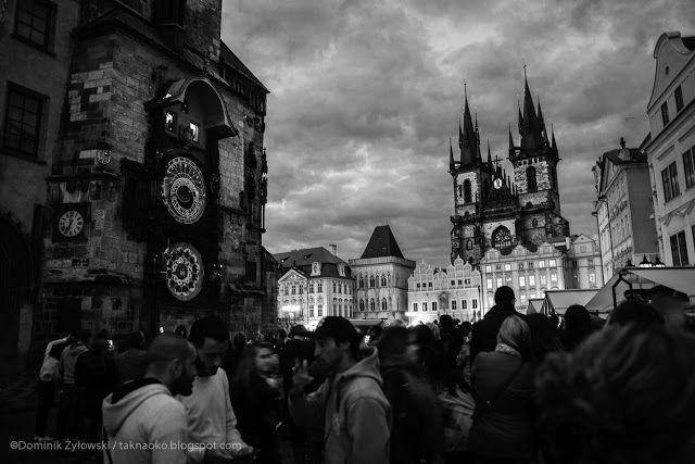 tak na oko...: Praga cz. 1 - Staroměstské náměstí