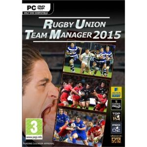 Rugby Union Team Manager 2015  PC   Auchan France