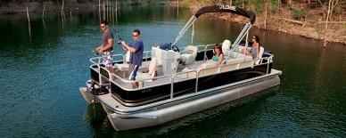 Lowe Pontoon Boats SF234 Sport Fish