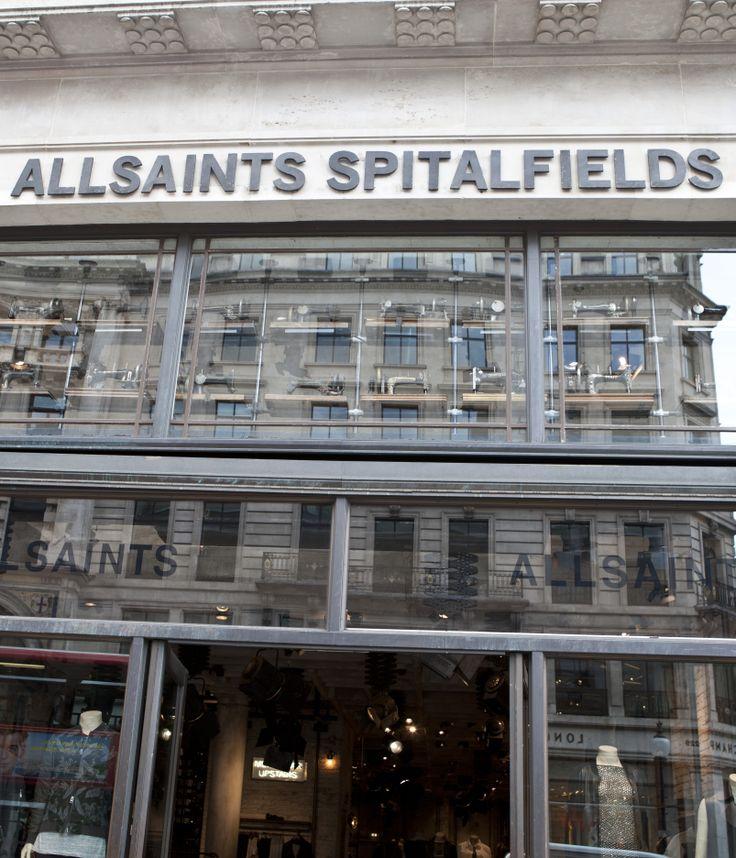 @ALLSAINTS #RegentStreet