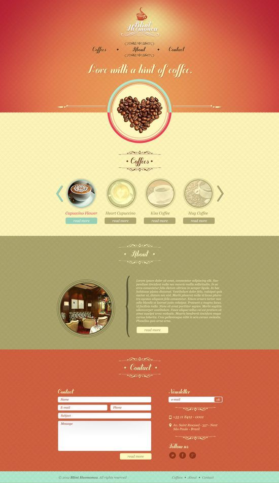 website design ideas google zoeken