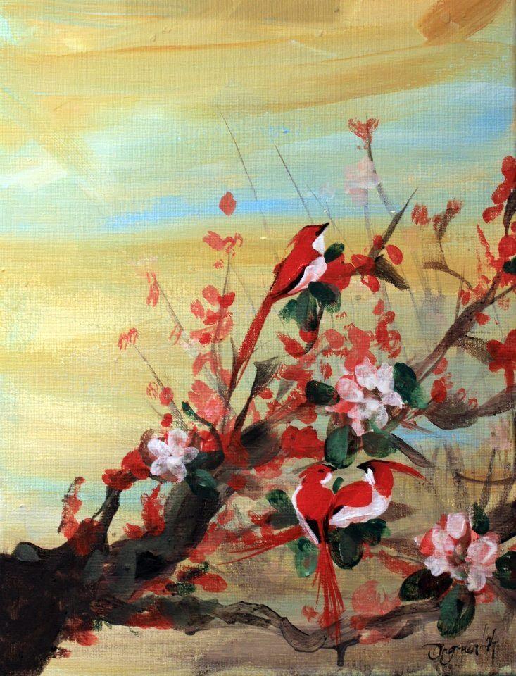 Acrylic on canvas, 2014