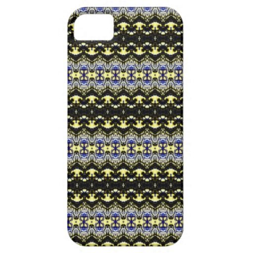 Unique abstract pattern iPhone 5 covers