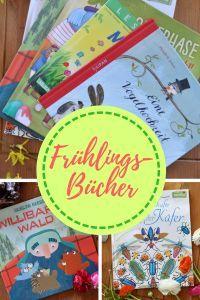 5 kinderbücher für den frühling ab 3 jahren | kinderbücher, bücher für kinder und kinder 3 jahre