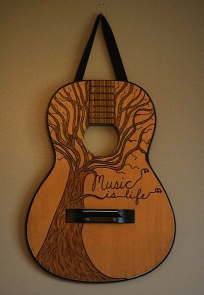 Guitar DIY