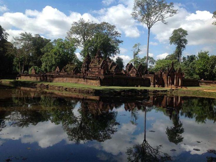 Angkor Area, Koh Ker, Beng Mealea, Battambang City Tour 7D6N