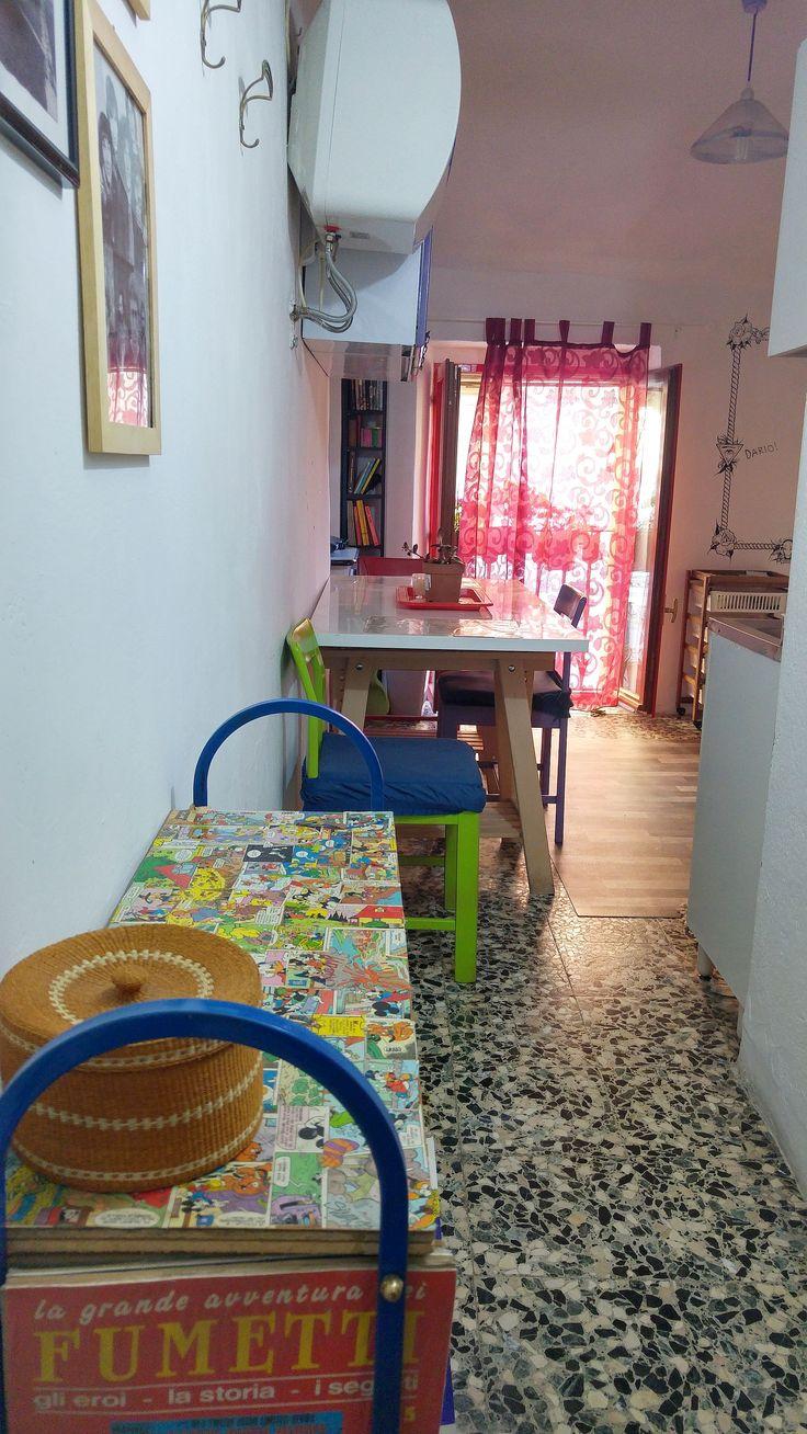Cucina - ingresso