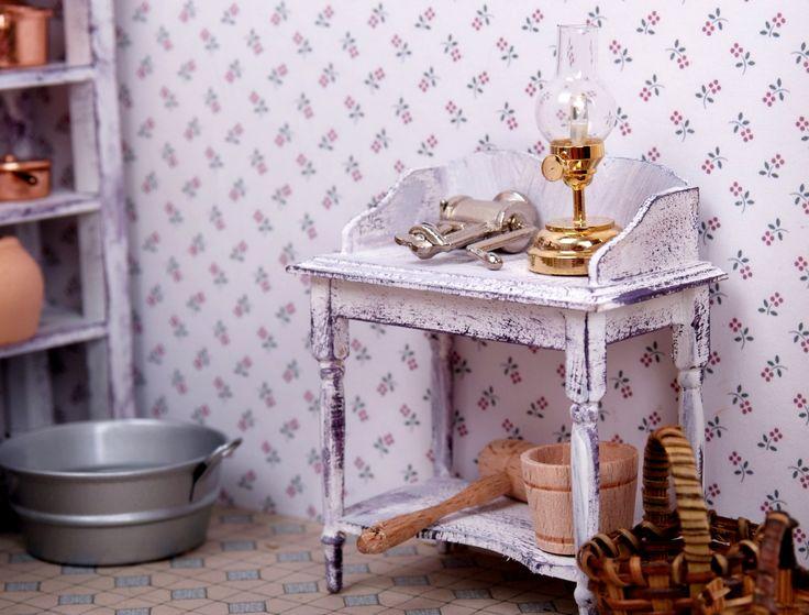 Puppenküche Detail