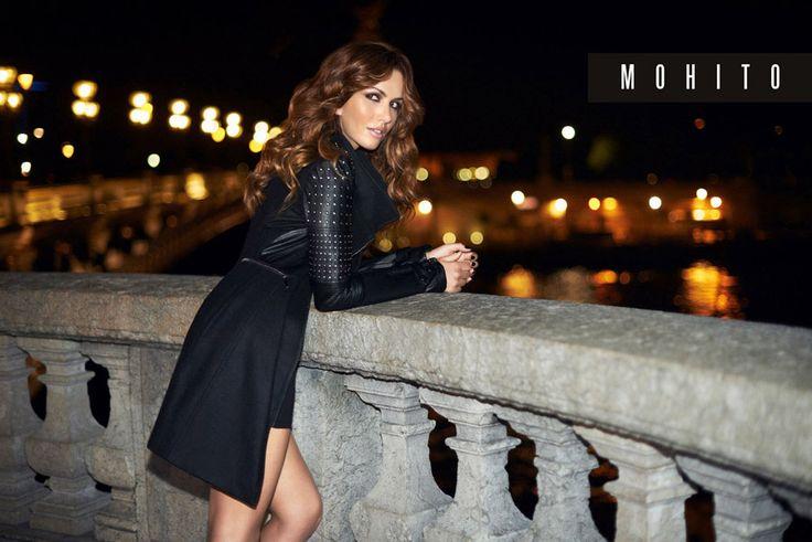 Mohito Exclusive Collection 2013 with Marta Żmuda Trzebiatowska Makeup Artist Patrycja Dobrzeniecka