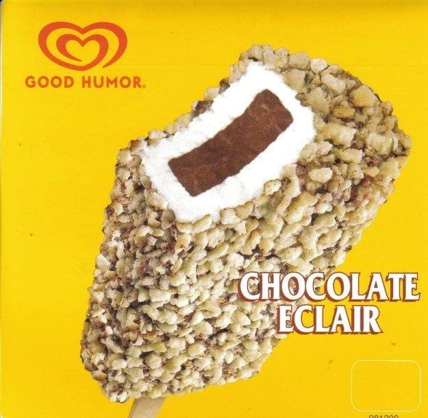 Chocolate Eclair Bar | The Definitive Ranking Of Classic Ice Cream Truck Treats