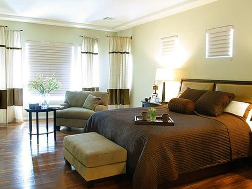 keep simple bedroom gorgeous!