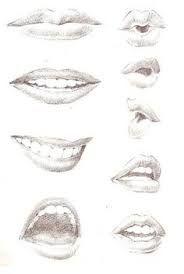 Resultado de imagen para labios dibujos