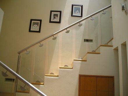 Barandales minimalistas buscar con google escaleras - Barandales de escaleras ...