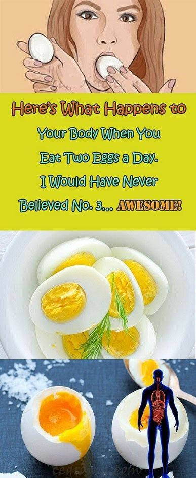 Eggs were demonized in the past due to their high cholesterol levels. Many doctors suggested that eating eggs is bad due to the