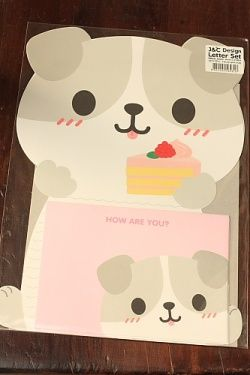 Kawaii Letter Set - How Are You $1.85