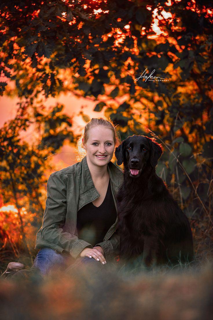 Pin auf Mensch mit Hund Fotografie