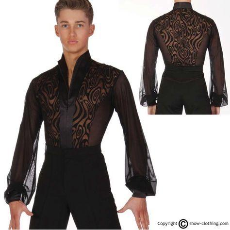 Camisa combinada con dos tejidos y saten. Diferentes colores y tejidos....