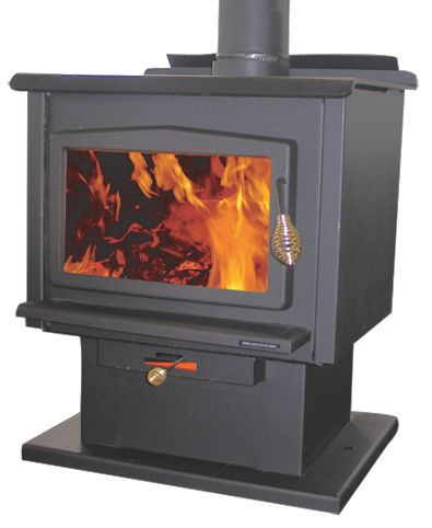 Environmentally friendly and one of the best freestanding clean air fires on the market. It is Airshed 1 clean air approved and has a 12 hour burn time.