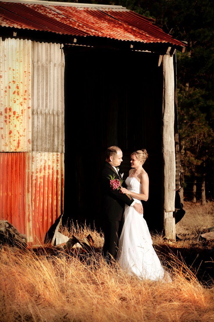 Bridgetown Wedding Photographer WA. rural wedding, farm wedding, wedding photo, rusty iron photo, bridal photography