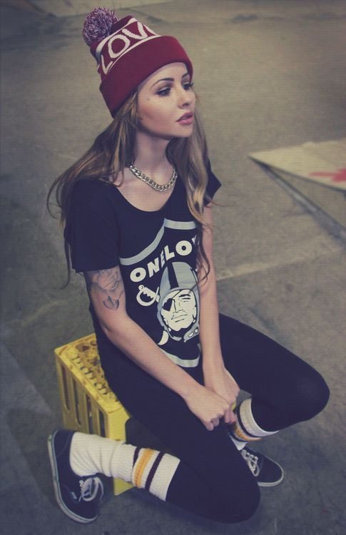 Themisspolly T Shirt And Hat From Surf N Skate Pinterest