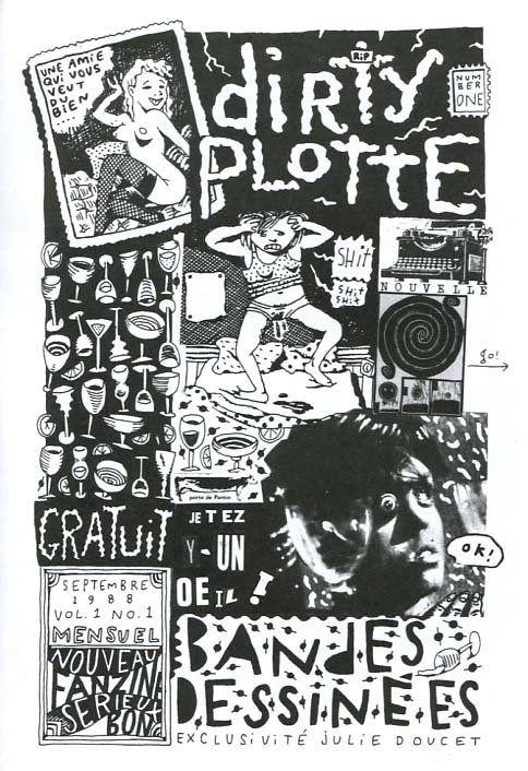Julie Doucet - Livres Books