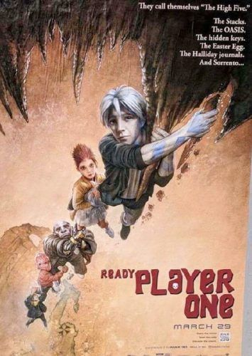 The Goonies Ready Player One Poster Mash Up.  See all 12