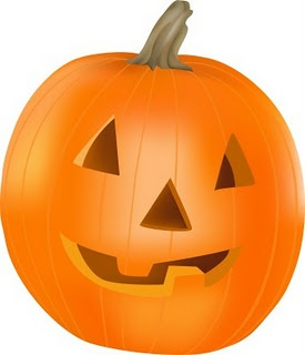 Jack-o-lanterns and other Halloween themed ideas for speech therapy.