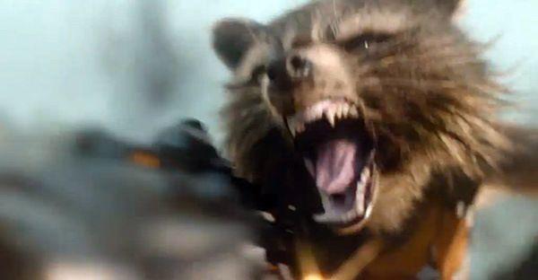 泥棒が美女とアライグマと超筋肉マンと木のオバケと一緒に宇宙の果てで大活躍 映画『ガーディアンズ・オブ・ザ・ギャラクシー』