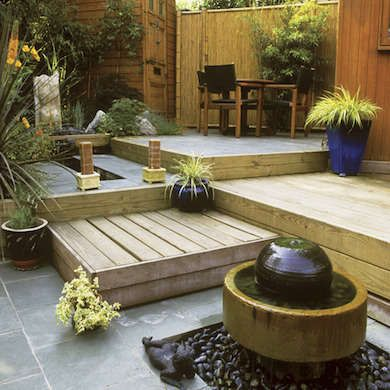 Step Up and Out - Small Backyard Ideas – 12 Ideas to Enjoy Your Yard - Bob Vila