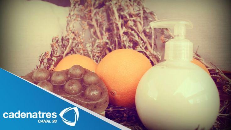 ¿Cómo hacer jabón de naranja para combatir la celulitis? / Jabón para la celulitis 16 julio 2014 Araceli Hernández nos ensaña a elaborar un jabón de naranja ...