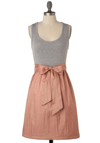 love this dress... would be such a simple look.. just need a nice, interesting necklace and similar shoes!