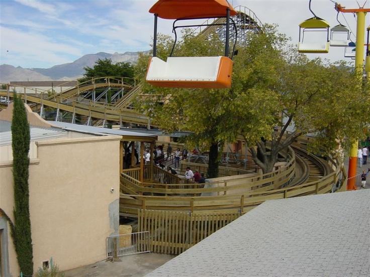 New Mexico Rattler | Cliff's Amusement Park | USA