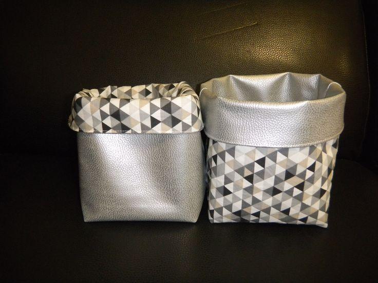 tuto vid o pani re vide poche en tissu comment vid os. Black Bedroom Furniture Sets. Home Design Ideas