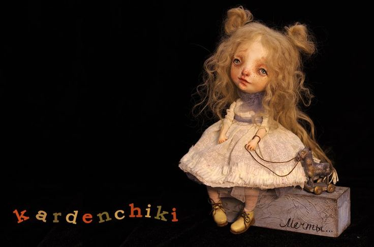 #kardenchiki #dolls
