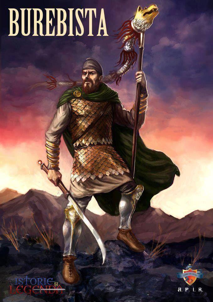 Burebista,Thracian emperor