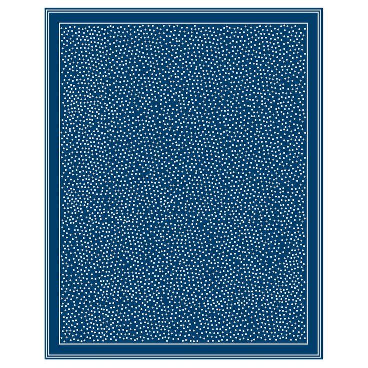 EmpirePatio Twilight Outdoor Patio Rug, RUG810RB5 (8' Long x 10' Wide, Royal Blue)