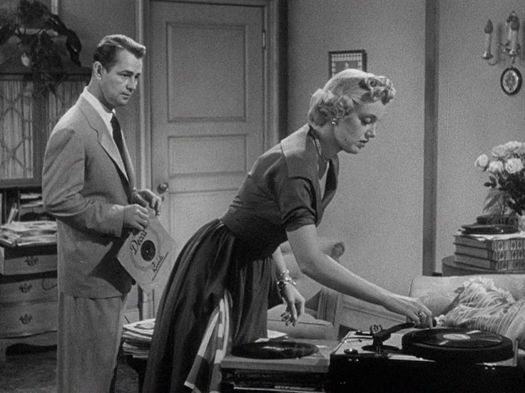 Appointment with Danger (1951), Alan Ladd, Jan Sterling