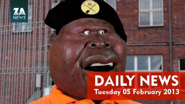 Julius Malema's Jailhouse Blues