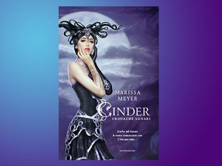 Recensione 'Cinder. Cronache lunari' di Marissa Meyer