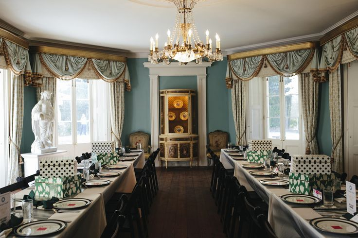 The Southern C Summit at The William Aiken House in Charleston, South Carolina | Photo by Chanterelle Photography