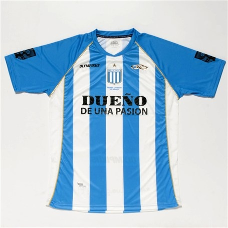 Camiseta Racing Club 2012