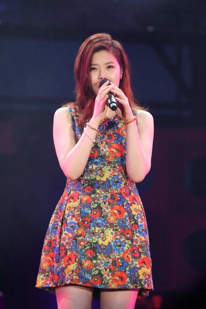 Kpop Singer Lyn With Images Singer Korean Singer Pop Music