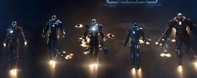 #IronMan3 se classe 5ème film le plus lucratif de l'histoire au box office mondial