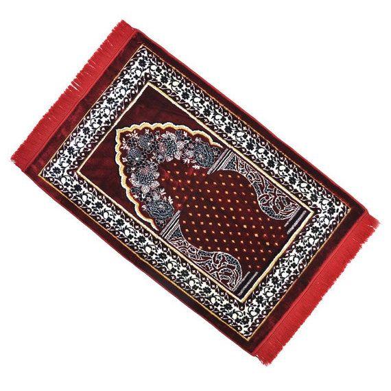 Hey, I found this really awesome Etsy listing at https://www.etsy.com/listing/272160788/prayer-rug-muslim-islamic-prayer-mat