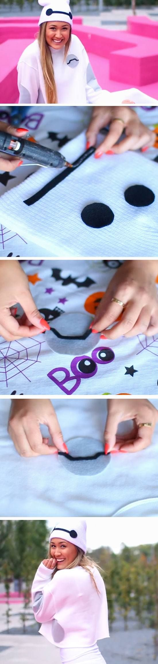 Baymax | 30+ Super Awesome DIY Halloween Costumes for Teens