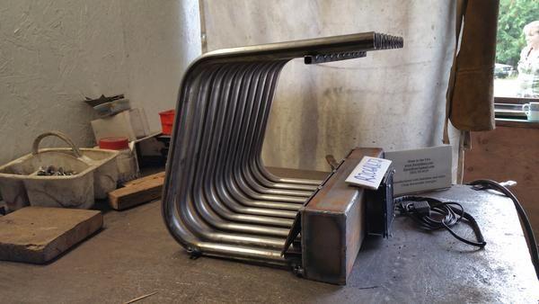 R24gr20td Raw N Ready Grate Heater Fireplace Heat Exchanger